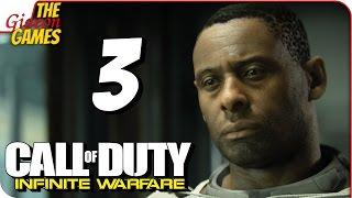 Прохождение Call of Duty: Infinite Warfare #3 ➤ БЕСИТ ЭТОТ ЧЁРНЫЙ!