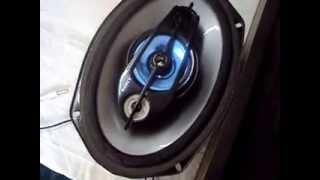 sony xs gt6948x 440watt 100watt rms bass bounce