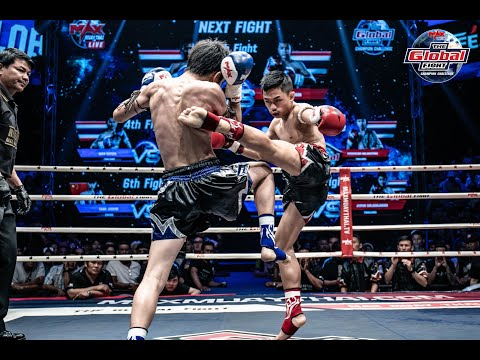 The Global Fight 2019 l INTER VERSION - วันที่ 11 Apr 2019