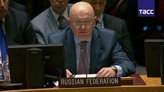 Постпред РФ при ООН о провокациях США в Сирии