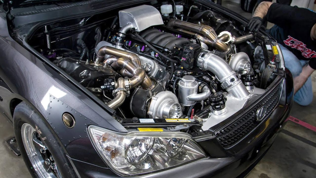 300zx Engine Wiring Diagram Monster Twin Turbo Lsx Is300 At Tx2k14 Youtube
