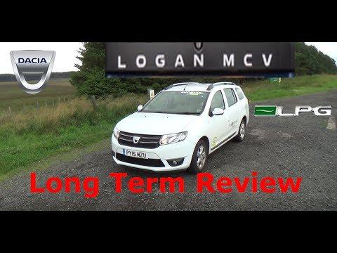 Dacia Logan MCV Long Term Review
