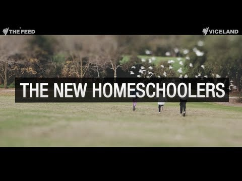 Homeschooling and 'unschooling' on the rise  The Feed
