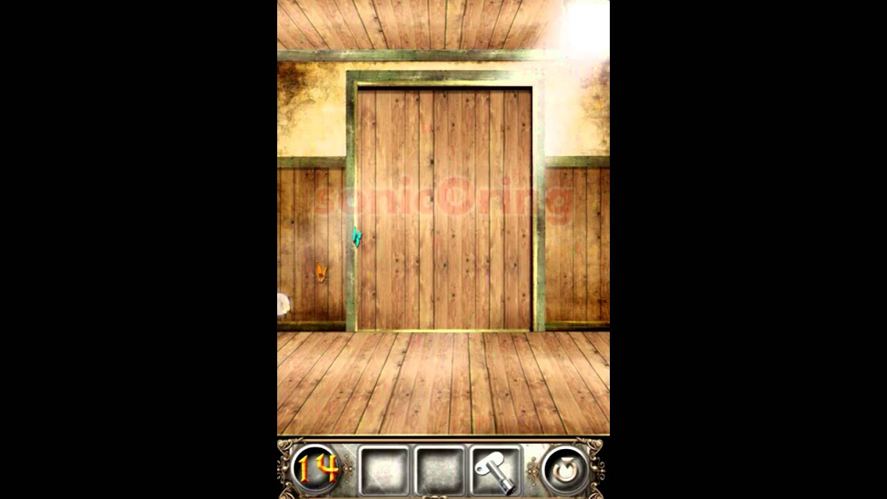 100 Doors Floors Escape Level 14 Walkthrough Youtube