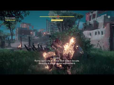 Assassin's Creed® Origins: Minaccia incombente aggiornamento 1.20