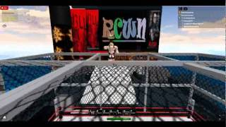 hell in a cell rcwn heavyweight championship