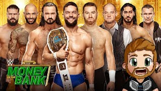 WWE MONEY IN THE BANK (2019) LIVE STREAM LIVE REACTIONS WATCH PARTY