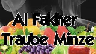 Ausländischer AL FAKHER TRAUBE MINZE | AMY 640 ZURI | HOT SHOT RT | Bester Traube Tabak