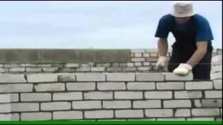 видео Кладка вприсык