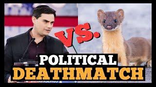 Ask Dave Rubin: Could Ben Shapiro Take On 7 Weasels?
