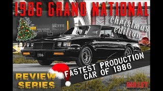 "1986 Grand National ""Christmas Edition"" [4k] 