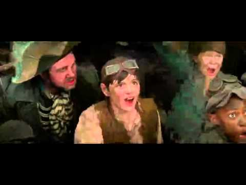 Pan (2015) Smells like teen Spirit Scene