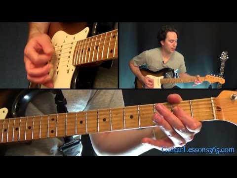 Rock'n Me Guitar Lesson - Steve Miller Band