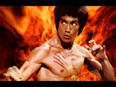 Bruce Lee The Kung Fu Master | Best Fighting Scene - 1970's MVZ