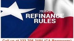 Cash Out Refinance in Texas @ 713 463 5181 Ext 154