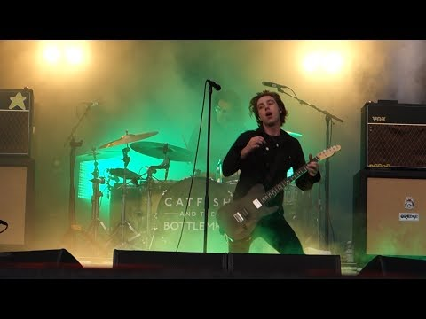 Catfish and the Bottlemen - Soundcheck – Live in Oakland