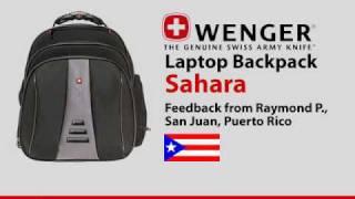 Swiss Gear Wenger Sahara Laptop Backpack