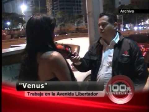 Venezuela Diversa Mujeres Trans Noches Fugaces 2de2