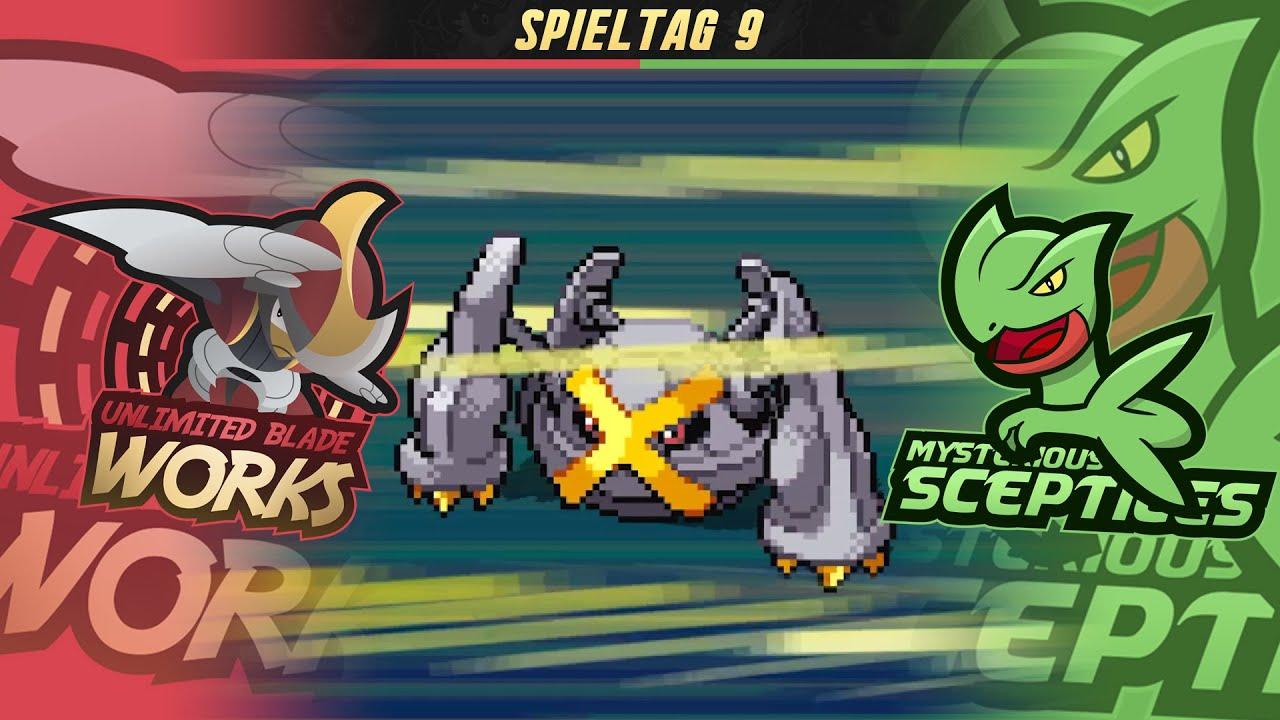 GEN 5 - PBA [S2] - Spieltag 9 - vs. Mysterious Sceptiles!