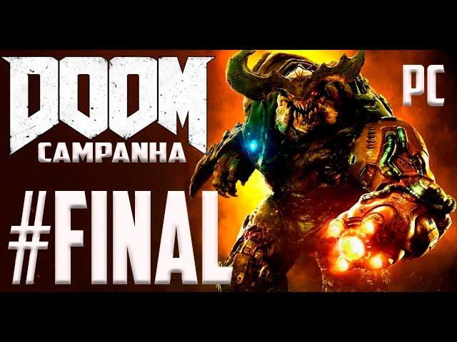 Doom 2016 Detonado Completo