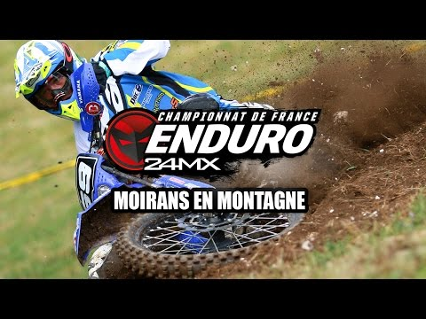 Enduro - Moirans en Montagne