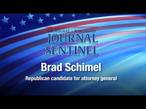 LIVE JSOnline interview with Brad Schimel