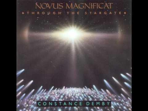 NOVUS MAGNIFICAT * THROUGH THE STARGATE * Part One - Constance Demby