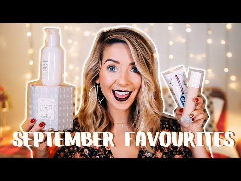 September Favourites 2017 | Zoella