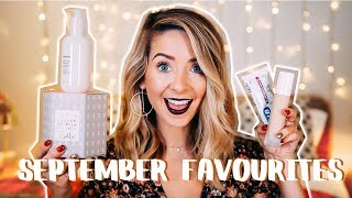 September Favourites 2017 | Zoella