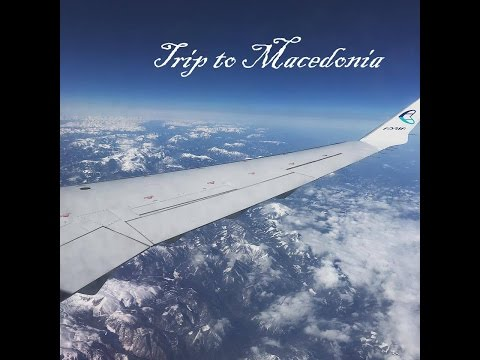 Trip to Macedonia