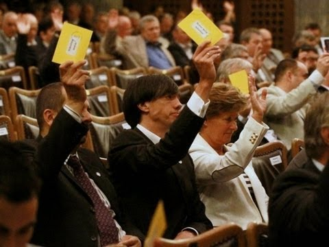 Magyar Olimpiai Bizottság Közgyűlése  döntések, szavazások ... 3.