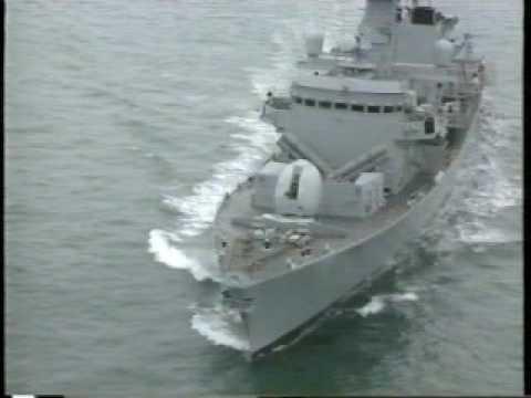 HMS Lancaster  The Queens Own Ship (1992)