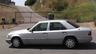 1994 Mercedes Benz W124 E420 E500 1 Original Owner FOR SALE 4999