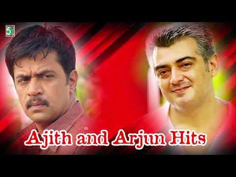 Ajith & Arjun Super Hit Best Collection Audio Jukebox