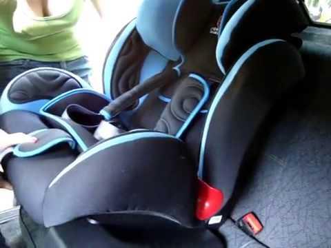 Детские автомобильные кресла - обзор автокресла для детей до 7 лет