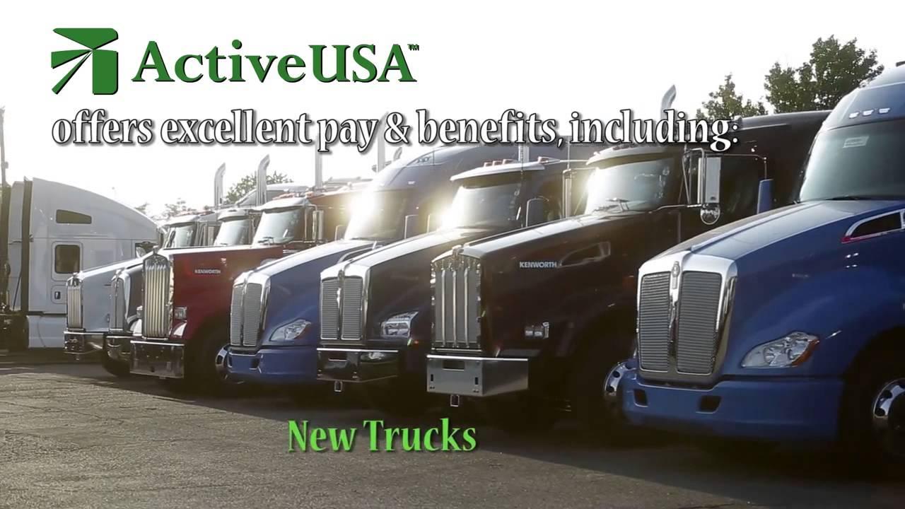 Active USA - Home