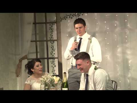 Brother's Best Man Toast