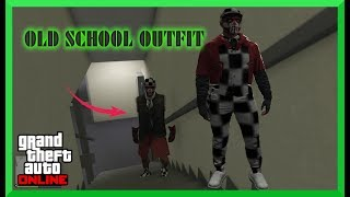 Completi mod su gta5 Old School Outfit