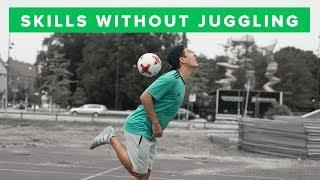 UNISPORT | 5 simple football skills without juggling