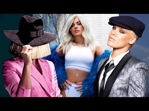 Bebe Rexha ft. Sia · P!nk · Stargate - I Got You · Waterfall