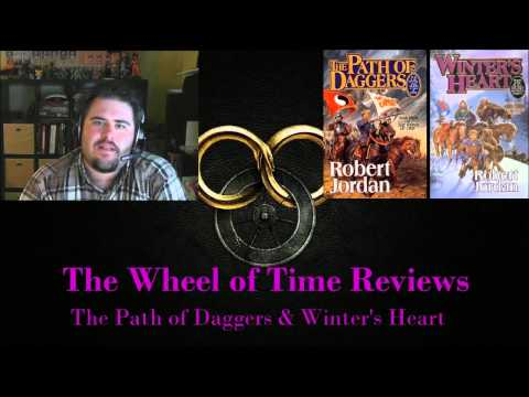 Epic Fantasy Reviews - Path of Daggers & Winter's Heart