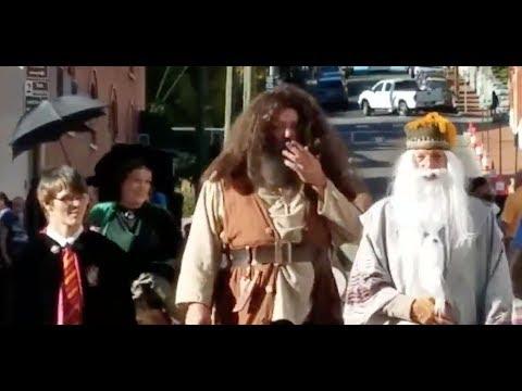 Queen City Mischief & Magic Potter festival Saturday 2017