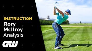 Rory McIlroy Swing Analysis 2019 | Golfing World