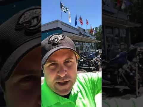 Melinda Power cites Jaguar Power Sports for flying military flags