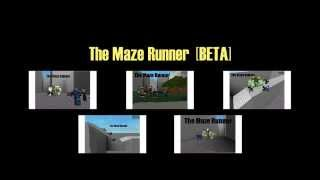 Roblox: The Maze Runner Trailer