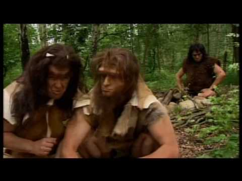 Sehr witzig: Goodbye Neandertal - Die Auswanderer Verarsche