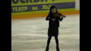 Элизабет Турсынбаева Скрипка на льду  VTS 05 1