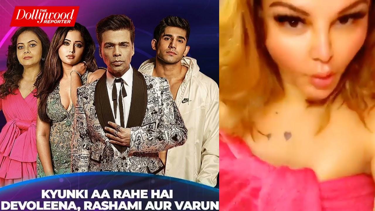 Bigg Boss OTT Khabri Rakhi Sawant's Report : Varun Sood Coming With Rashami & Devoleena