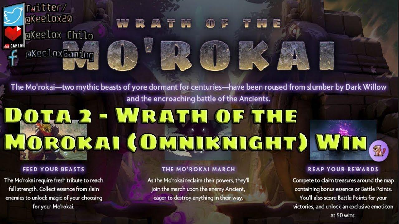 Wrath Of Morokai
