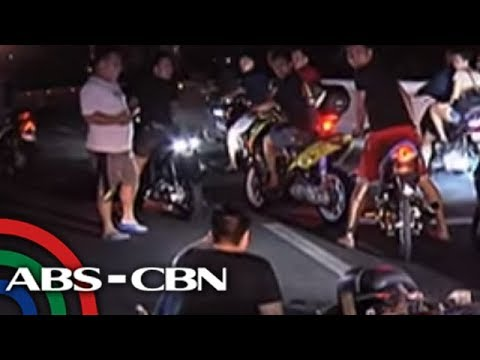 UKG: Motorcycle rider, sugatan sa hit-and-run